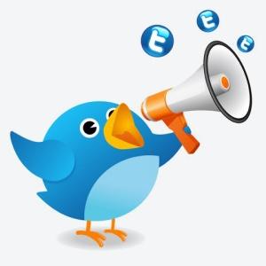 Twitter-megafono